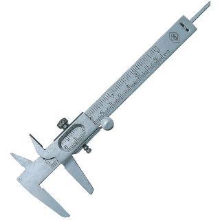 קליבר - 125MM - גוף מתכת CK TOOLS