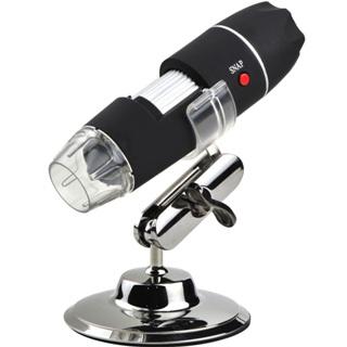 מיקרוסקופ דיגיטלי USB - הגדלה X25 ~ X400 DURATOOL