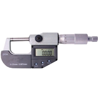 HITEC WATER RESISTANT IP54 DIGITAL MICROMETER WITH DATA OUTPUT
