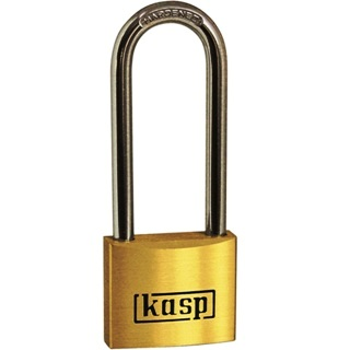 KASP SECURITY PREMIUM BRASS PADLOCKS