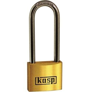 מנעול תלייה מקצועי - 40MM - שקל ארוך KASP SECURITY