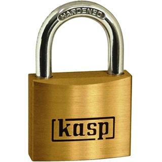 KASP SECURITY PREMIUM BRASS PADLOCKS