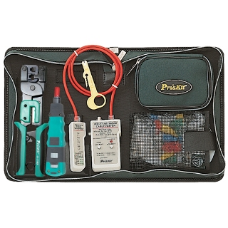 PROSKIT CAT5E / CAT6 TERMINATION TOOL KIT - 1PK-940