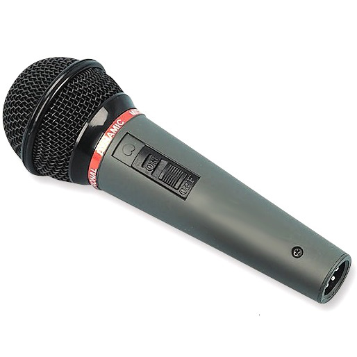 YOGA DYNAMIC HAND-HELD VOCAL MICROPHONE