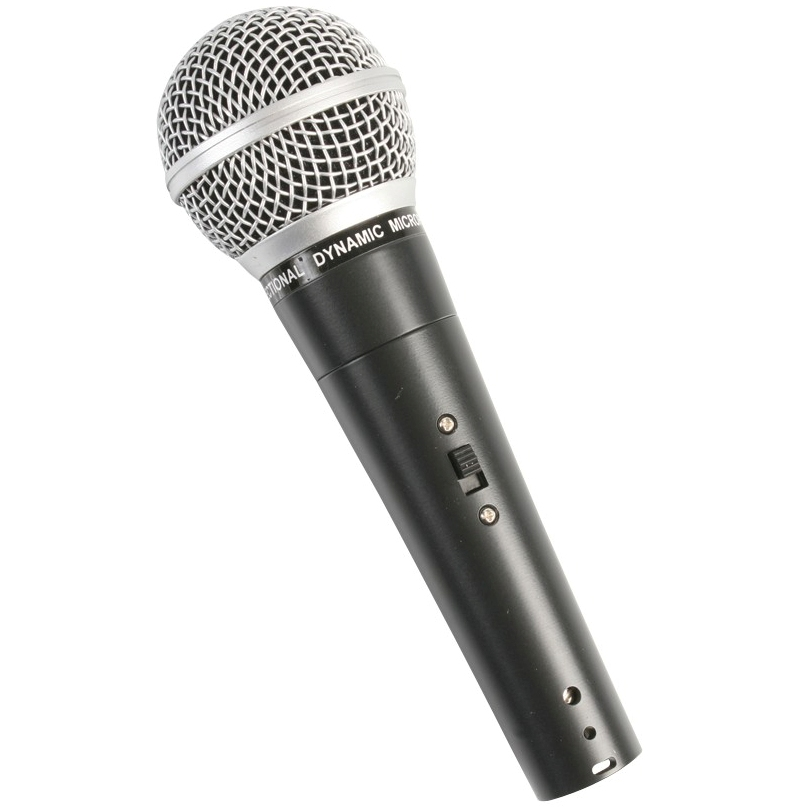 PULSE DYNAMIC VOCAL MICROPHONE - PM580S