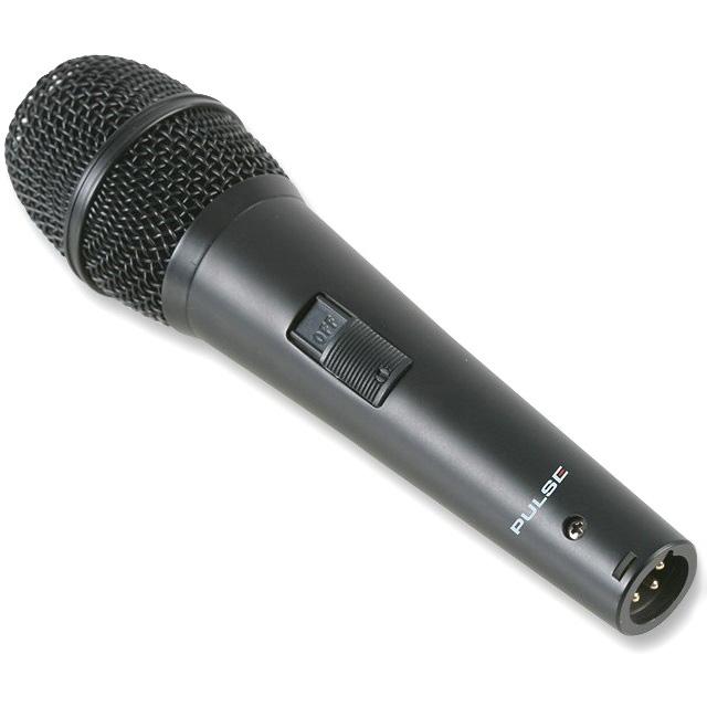 מיקרופון ידני מקצועי - PULSE PLS33 PULSE