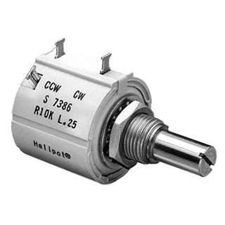 BI TECHNOLOGIES MULTI-TURN WIREWOUND PRECISION POTENTIOMETERS