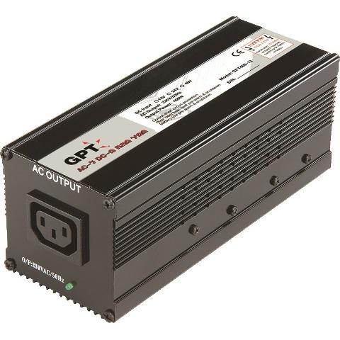 ממיר מתח 12VDC > 220VAC 400W GPT