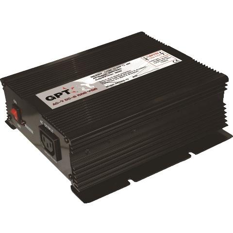 ממיר מתח 12VDC > 220VAC 1000W GPT