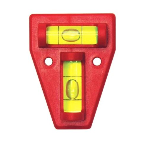 DURATOOL CROSS CHECK SPIRIT LEVEL