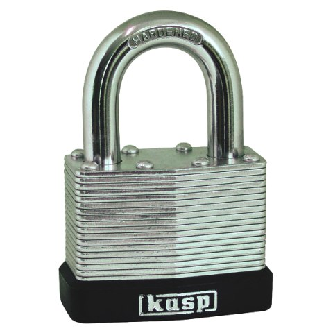 KASP SECURITY LAMINATED PADLOCKS