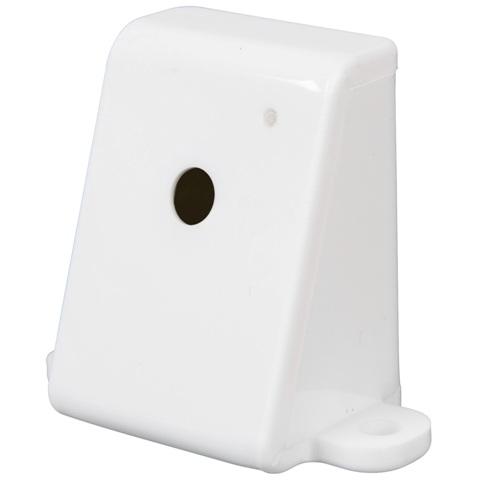 קופסת זיווד לבנה עבור מצלמת RASPBERRY PI CAMDENBOSS