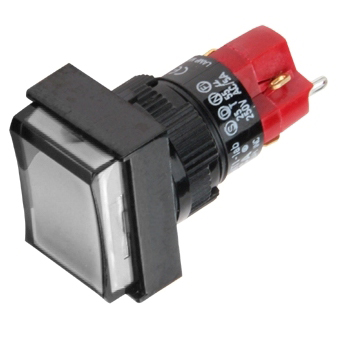DECA INDUSTRIAL ILLUMINATED PUSHBUTTON SWITCHES
