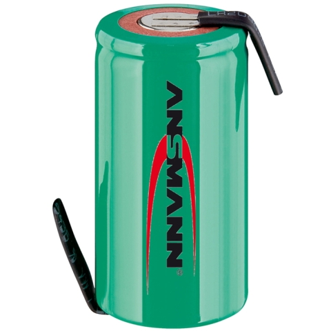 ANSMANN MAXE PRE-CHARGED INDUSTRIAL BATTERIES