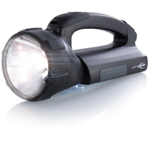 ANSMANN HEAVY DUTY RECHARGEABLE SEARCHLIGHT - ASN15HD PLUS