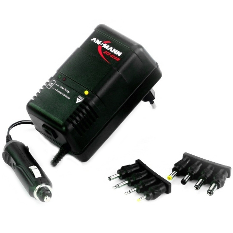 ANSMANN MOBILE BATTERY PACK CHARGER - ACS 410 MOBIL