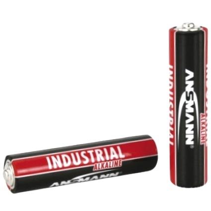 200 סוללות אלקליין תעשיות - ANSMANN - AAA 1.5V ANSMANN