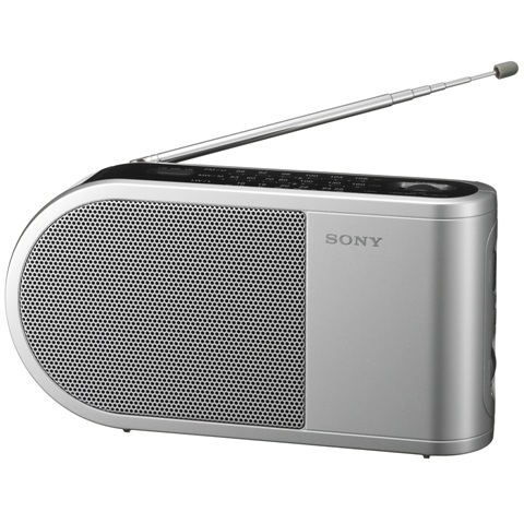 SONY AM/FM/LW PORTABLE RADIO