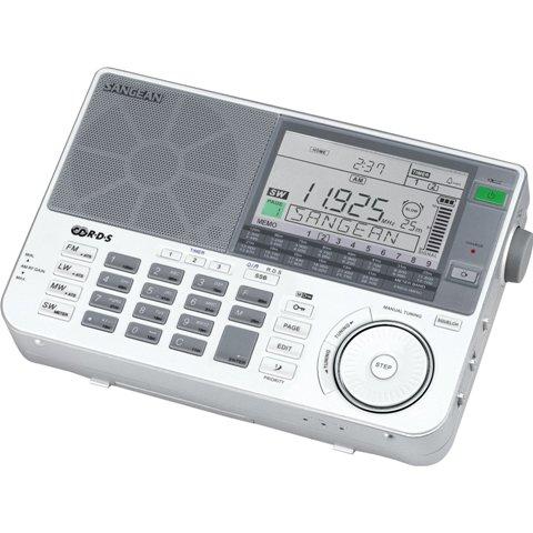 רדיו נייד דיגיטלי רב- ערוצי - SANGEAN ATS-909X SANGEAN