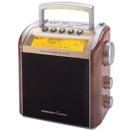 SANGEAN OLD STYLE DIGITAL RADIO - PR-D2