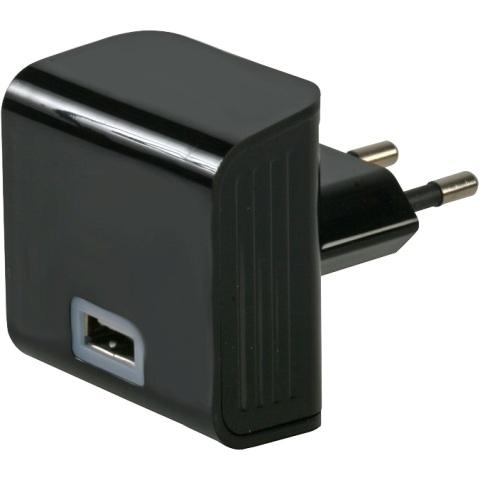 ספק כח ממותג 100-240VAC > USB 5VDC 2100MA PRO-POWER