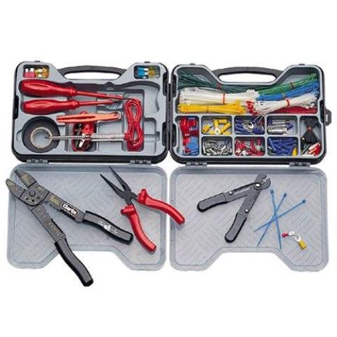 קיט כלי עבודה מקצועי לטכנאי רכב - 399 חלקים CLARKE