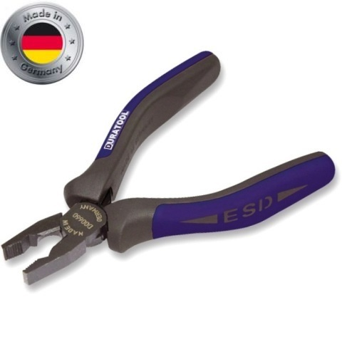 DURATOOL PROFESSIONAL ESD CUTTERS & PLIERS