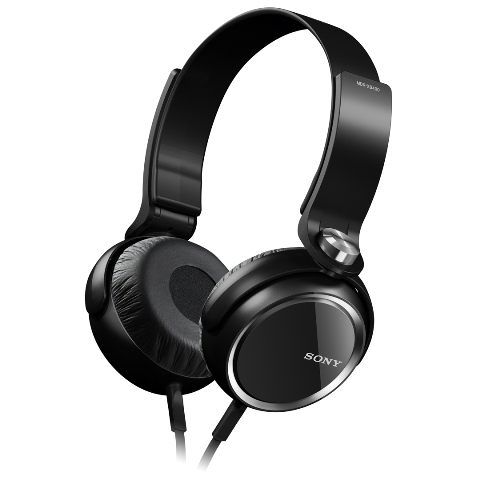 SONY MDR-XB400B HI-FI HEADPHONES WITH EXTRA BASS