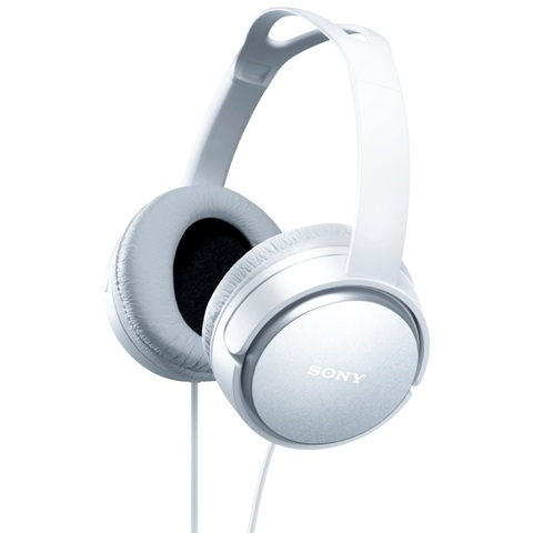 אוזניות SONY MDR-XD150W - HI-FI SONY