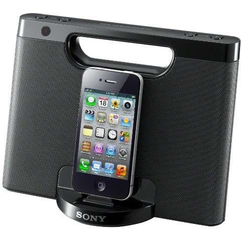 SONY M7IPN LIGHTNING SPEAKER DOCK FOR IPOD / IPHONE
