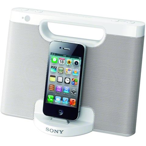 תחנת עגינה ניידת עבור אייפון SONY M7IPWN - 5/5S SONY