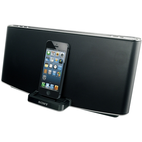 SONY X200IPN WIRELESS IPOD/IPHONE/IPAD DOCK WITH BLUETOOTH