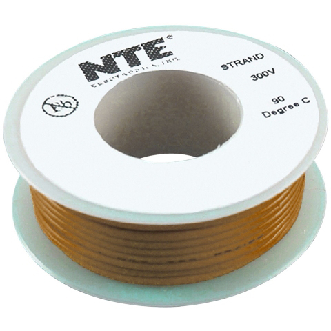NTE ELECTRONICS HOOK-UP WIRE