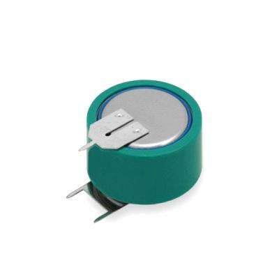 סוללה נטענת NIMH למעגל מודפס - 2.4V 80MAH VARTA