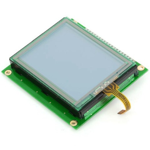 MIKROELEKTRONIKA GRAPHIC LCD 128X64 WITH TOUCH SCREEN