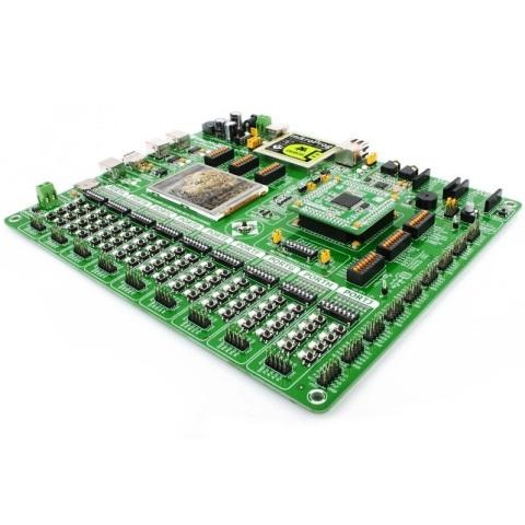 כרטיס פיתוח - EASYMX PRO V7 FOR STELLARIS ARM MIKROELEKTRONIKA
