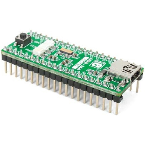 כרטיס פיתוח - MINI-M4 FOR STM32 MIKROELEKTRONIKA