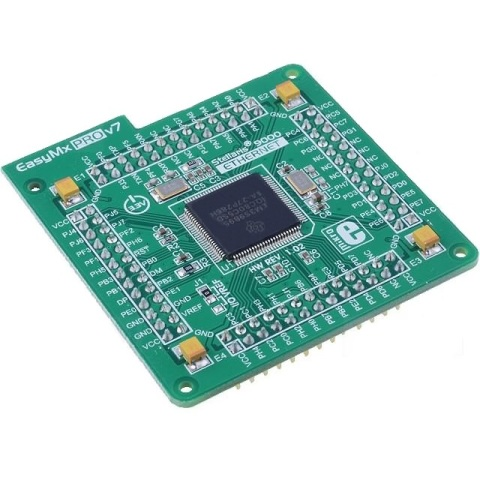 MIKROELEKTRONIKA EASYMX PRO V7 FOR STELLARIS DEVELOPMENT BOARD