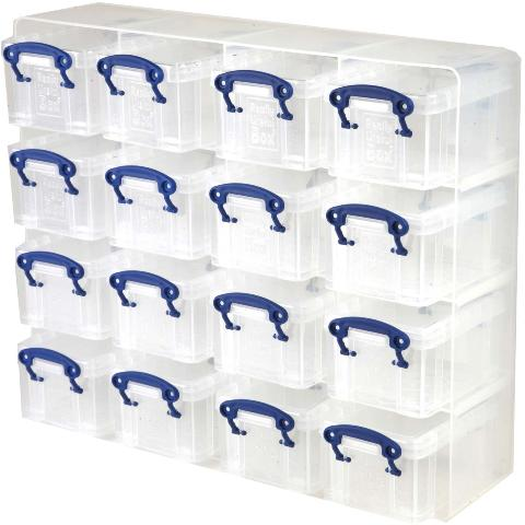 REALLY USEFUL PRODUCTS MULTI-USE STORAGE ORGANISERS