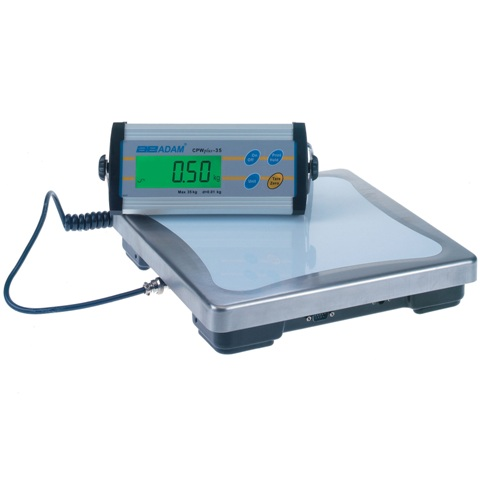 ADAM EQUIPMENT INDUSTRIAL SCALES - CPWPLUS SERIES
