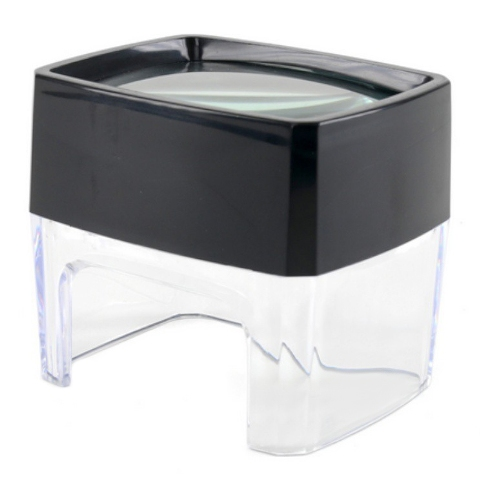 DURATOOL TABLE MAGNIFIER X5 MAGNIFICATION