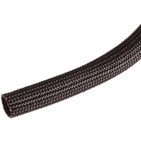 שרוול הגנה מפייברגלס עם ציפוי סיליקון לכבלים - קוטר 6MM PRO-POWER