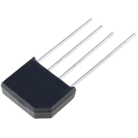 VISHAY 4A SINGLE PHASE BRIDGE RECTIFIER - KBL SERIES