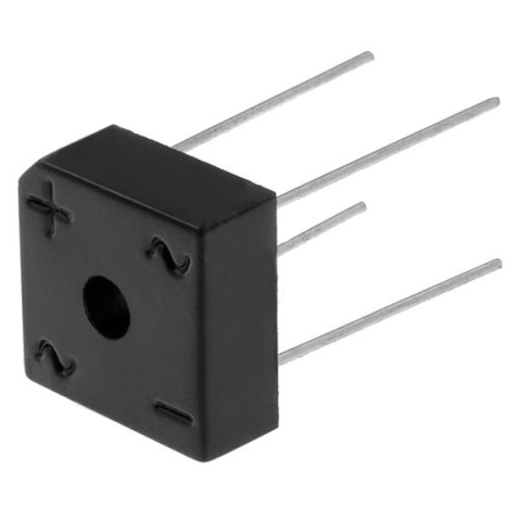VISHAY 6A SINGLE PHASE BRIDGE RECTIFIERS - KBPC SERIES