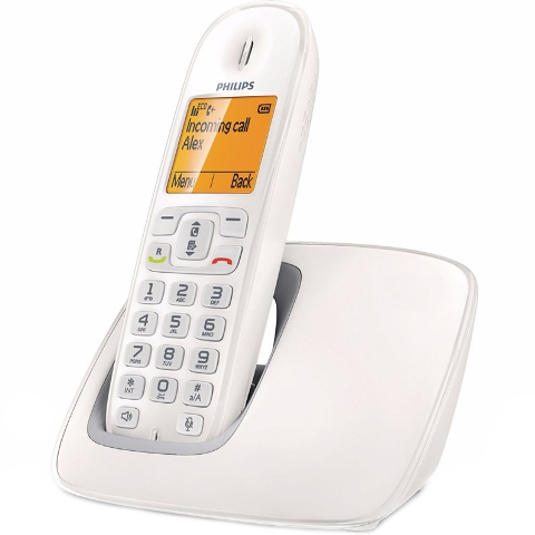 PHILIPS BeNear CORDLESS PHONE - CD290 SERIES