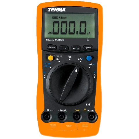 TENMA DIGITAL MULTIMETERS - PRO SERIES