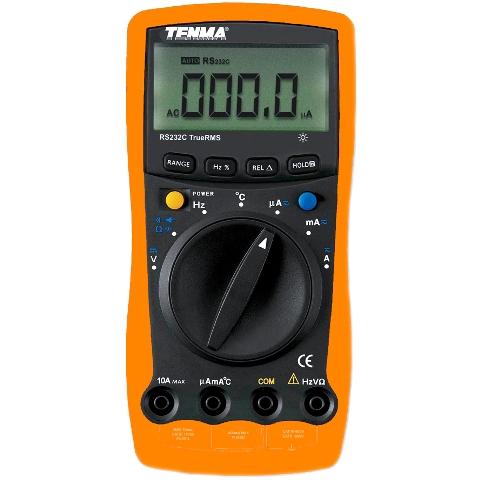 TENMA DIGITAL MULTIMETERS - PRO SERIES