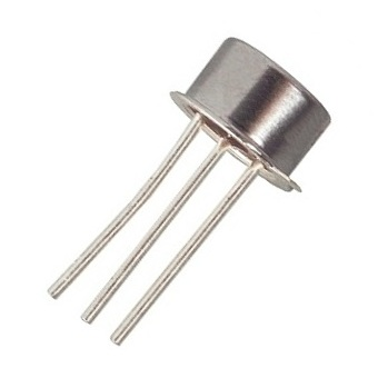 טרנזיסטור NPN - 150V 0.3A - 150MHZ - THROUGH HOLE MULTICOMP