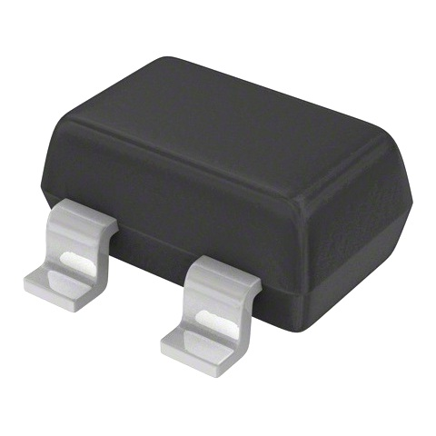 טרנזיסטור P CHANNEL - 50V 0.13A - 10R - SMD DIODES INC