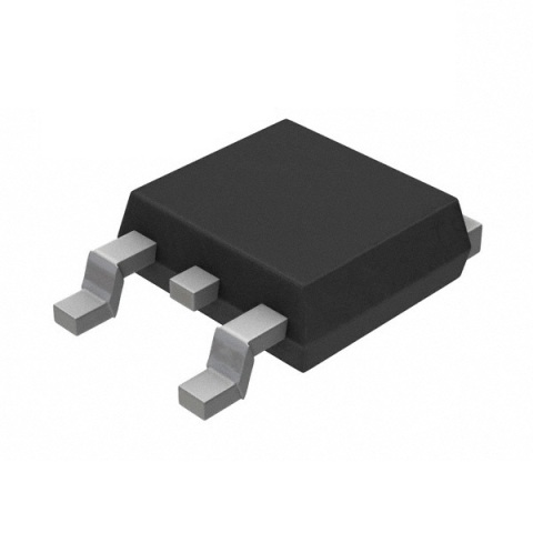 INTERNATIONAL RECTIFIER SMD MOSFET TRANSISTORS - P CHANNEL - TO-252